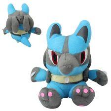 "Pokemon Lucario 15cm/6"" Soft Plush Stuffed Doll Toy 448"