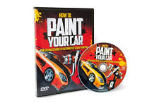 HOW TO PAINT YOUR CAR A DVD HVLP LVLP SPRAY GUN