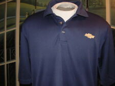 GENUINE CHEVROLET GOLF POLO SHIRT.Large.By: Pebble Beach.>NICE>LQQK>