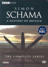 A History Of Britain BBC TV Series Simon Schama New 6xDVD R4