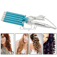 5 Pipe Joint Hair Wave Waver Nano Titanium Ceramic Hairstyle Curler Curling Iron