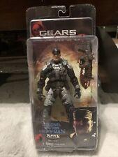 NECA Gears of War 2 Colonel Victor Hoffman Action Figure NIB new