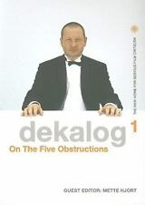 Dekalog 01: On The Five Obstructions