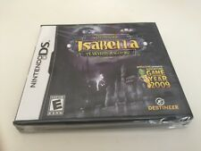 Princess Isabella: A Witch's Curse (Nintendo DS, 2010) DS NEW