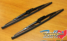2007-2018 Jeep Wrangler Replacement Front Wiper Blade Set Mopar OEM