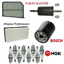 Tune Up Kit Filters Spark Plugs For FORD THUNDERBIRD V8 3.9L 2003-2005