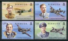 Bermuda 2018 MNH RAF Royal Air Force DeHavilland 4v Set Aviation Stamps
