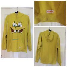 Spongebob Squarepants Universal Studios Hoodie Sweatshirt Men L Nickelodeon A274