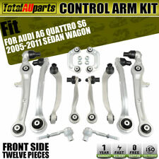 12pieces Control Arm Ball Joint Tie Rod Bar Link Kit for Audi A6 A6 Quattro S6