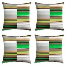 """4 NEW IKEA Stockholm Cushion cover 20x20"""" Multicolor Cotton Sateen Discontinued"""
