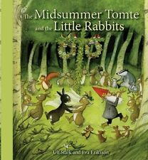 Midsummer Tomte and the Little Rabbits, NEW Book
