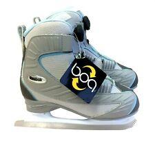 Reebok BOA womens comfort boot ice skates size 9 new SKRBOA ladies soft figure
