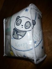 George Panda Quilt Cot & Cot bed 100% Cotton 4 Tog  *NEW*
