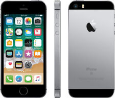 Apple iPhone SE - 32GB - Space Gray (AT&T) A1662 (CDMA + GSM) MP8A2LL/A