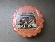 Yankee Candle USA Rare Carrot Cake Wax Tart