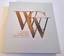WINNER'S Welcoming Collection DVD Japan Press 3DVD Photobook Polaroids Poster