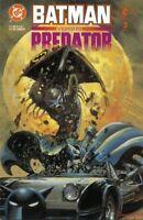 BATMAN VERSUS PREDATOR #2 NM, Prestige Format, DC Comics 1992