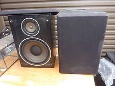 vintage AL foster bookshelf  speakers