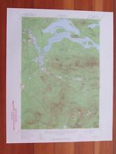 Stratton Maine 1959 Original Vintage USGS Topo Map