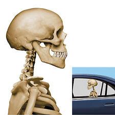 Halloween Spooky Skeleton Gel Party Window Cling Decoration