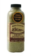 Amish Country Sweet Caramel Popcorn Glaze with Free Shipping