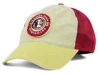 FSU Florida State Seminoles NCAA Top of the World Flex Fitted Cap Hat Size: M/L
