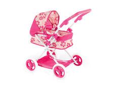 Puppenwagen Puppenkarre Kinder Spielzeug ,rosa  Puppen Kinderwagen