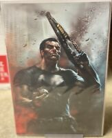 Punisher #1 Lucio Parrillo Exclusive Virgin Variant Only 600 Made!!! *NM*