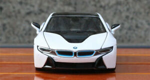 1:18 Scale Alloy Diecast BMW i8 Sports Car Model Display Collection Toy Gift