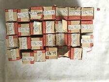 Telefunken DL92 x9. NOS vacuum tubes. In original Packaging. Vintage.