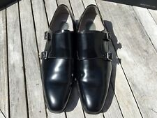 Kenneth Cole Mens 9-2-5 Double Monk Dress Shoes Mens 8
