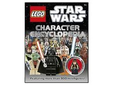 LEGO STAR WARS CHARACTER ENCYCLOPEDIA han solo minifigure collectable NEW RARE
