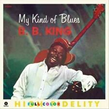 My Kind of Blues by B.B. King (Vinyl, Jun-2014, Wax Time)