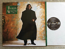 Barry White - The Man is Back! - LP
