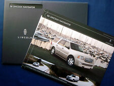 Prospekt brochure 2006 Lincoln Navigator  (USA)