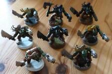 Games Workshop 8 Ork Boyz