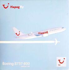 Boeing 737-800 Hapagfly.com 1:500 + OVP Herpa Wings NG Winglets