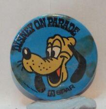 Vintage Disney Pin Button Badge Disney on Parade At Spar
