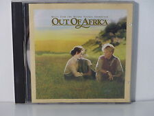 CD ALBUM BO Film OST Out of Africa MCD 03310