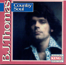 "B.J. THOMAS, CD ""COUNTRY SOUL"" NEW SEALED"