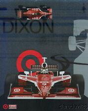 2008 Scott Dixon Target Honda Dallara Indy Car postcard