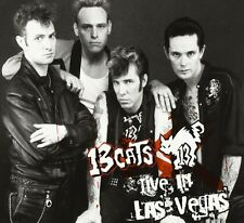 13 CATS Live In Las Vegas CD - NEW - Polecats - Stray Cats - Rockabilly