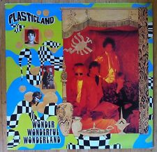 PLASTICLAND A Wonder Wonderful Wonderland LP/DUTCH