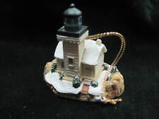 Harbour Lights Burrows Island, Wa Ornament *Free Shipping!*