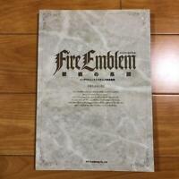 Fire Emblem Holy War Genealogy TREASURE Japanese Book