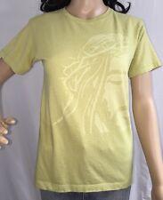 Mi Amigo Christian T-Shirt Large Pastel Green Subtle Outline Jesus Face Praying