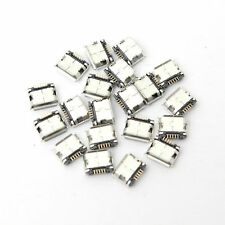 10 x Pcs Micro USB Type B Female 5 pin SMT Placement SMD DIP Socket Connector UK