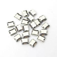 PC X 10 Micro USB Tipo B Hembra 5 PIN conector hembra SMT SMD DIP de colocación Reino Unido