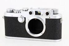 "RARE Leotax ELITE, T2L Rangefinder camera LTM39 ""Exc"" From Japan#3120"