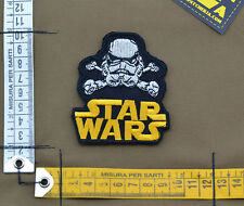 "Ricamata / Embroidered Patch Star Wars ""Clone Roger"" with VELCRO® brand hook"